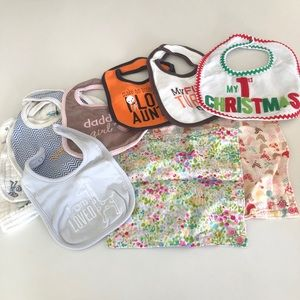 Bib Bundle including Kishu Bibs